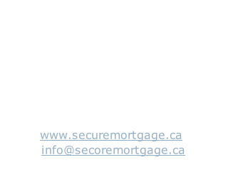Secure Mortgage Group Ltd.